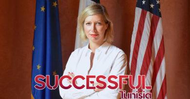 Anne-Claire Legendre, nouvelle ambassadrice de la France en Tunisie