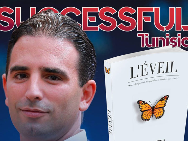 Mehdi Kattou publie son nouveau livre: L'Eveil