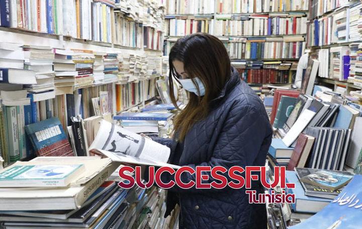Wided Bouchamaoui rejoint la campagne pour sauver la librairie de la rue d'Angleterre
