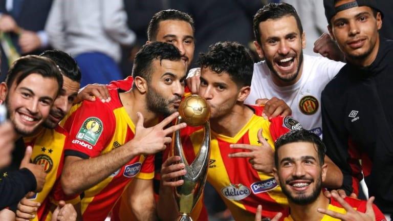 L'espérance de Tunis est la deuxième meilleure équipe en Afrique pour l'année 2020