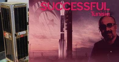 """محمد عبيد: مشروع القمر الصناعي """"تحدي واحد""""  بإمكانيات تونسية  مفخرة وهو خطوة تونس الاولى نحو تكنولوجيات الفضاء"""