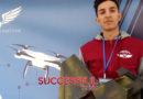 صفاقس : مهدي الحيوني طالب بكلية العلوم ينجح في تصنيع  طائرة دون طيار في إطار مشروع تخرجه